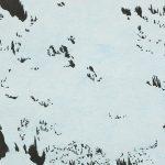 1.유갑규, 빙폭타다(climbing icefall), 116×90.5cm, 장지에 채색, 2012